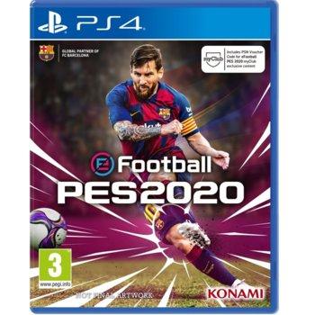 Игра за конзола eFootball PES 2020, за PS4 image