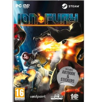 Ion Fury PC product