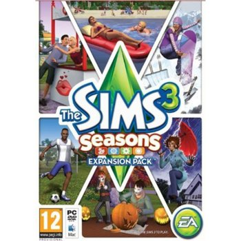 The Sims 3: Seasons product