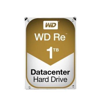 """Твърд диск 1TB WD RE, SATA 6Gb/s, 7200rpm, 128MB, 3.5""""(8.89 cm) image"""