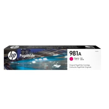 HP 981A (J3M69A) Magenta product
