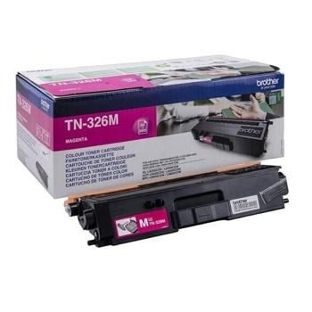 Тонер касета за Brother DCP L8400CDN/L8450CDW/HL-L8250CDN/L8350CDW/L8350CDWT/MFC L8650CDW/L8850CDW. Magenta - TN-326M, Заб.: 3500 брой копия image