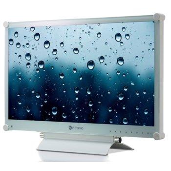 """Монитор AG NEOVO MX-22, 21.5""""(54.61 cm), TN LED панел, FullHD, 5ms, HDMI, DisplayPort, DVI, VGA, черен image"""