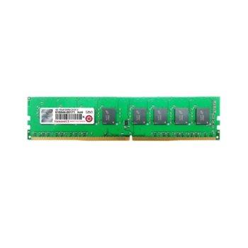 Памет 16GB DDR4 2400 MHz, Transcend TS2GLH64V4B, 1.2V image