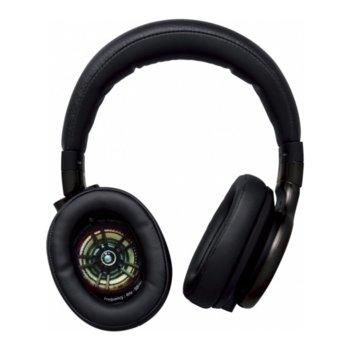 Слушалки Panasonic RP-HD10E-K, с лента за глава, черни image