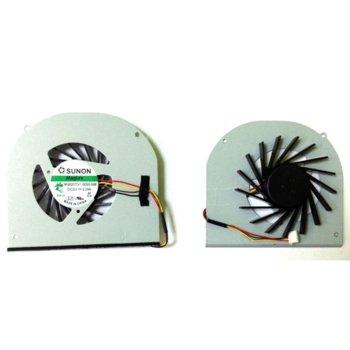 Вентилатор за лаптоп, съвместим с Lenovo IdeaPad U460 U460A image