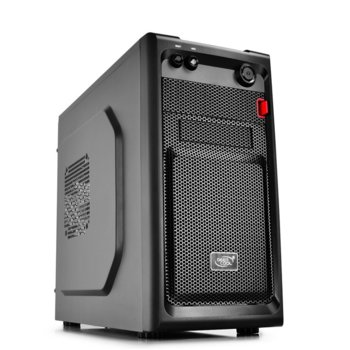 "Настолен компютър PC ""Small Office"", четириядрен AMD Ryzen 3 2200G 3.5/3.7GHz, 8GB DDR4, 1TB HDD 7200, USB 3.1, Free DOS image"
