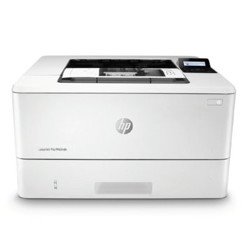 Лазерен принтер HP LaserJet Pro M404n, монохромен, 4800 x 600 dpi, 38 стр/мин, LAN, A4 image