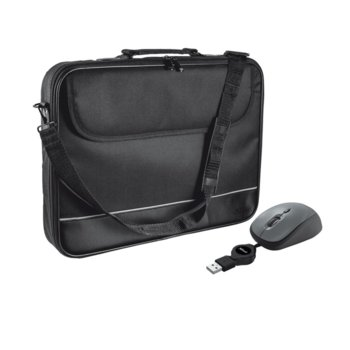Trust Carry Bag for 15-16 inch laptops with mouse