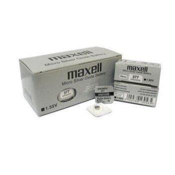 Батерия Maxell SR626SW 377, 1.55V, 1бр. image