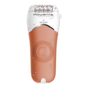 Епилатор Rowenta EP4920F0, работа на батерия, 2 скорости, масажиращи ролки, приставка за деликатни зони, възможност за мокро или сухо използване image