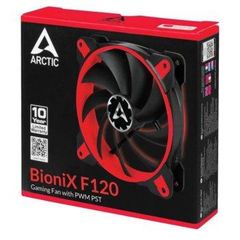 ARCTIC BloniX F120 Red (ACFAN00092A) product