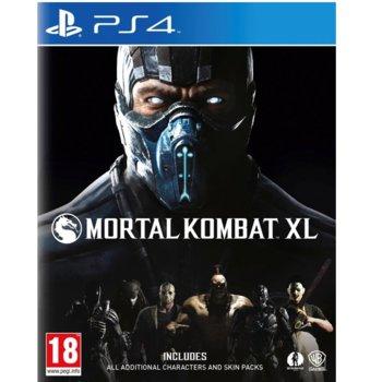 Mortal Kombat XL product