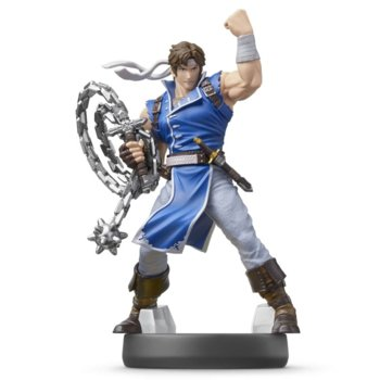 Фигура Nintendo Amiibo - Richter No.82 [Super Smash Bros.], за Nintendo Switch image