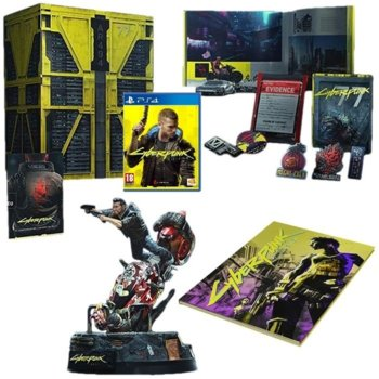 Cyberpunk 2077 - Collectors Edition PS4 product
