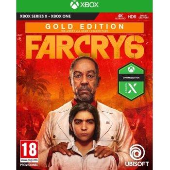 Игра за конзола Far Cry 6 Gold Edition, за Xbox One image