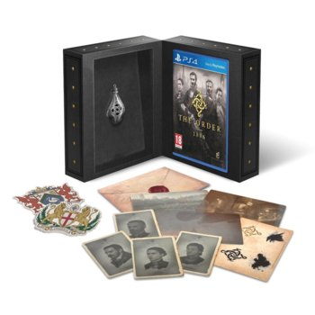 The Order: 1886 - Collector Edition product