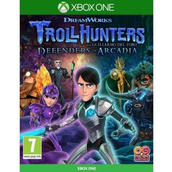Игра за конзола Trollhunters: Defenders of Arcadia, за Xbox One image