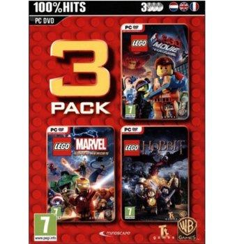 LEGO 3 Pack - 100% Hits - V.2 product