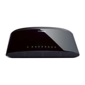 Switch D-Link DES-1008D 10/100Mbps 8Port product