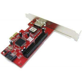Контролер PCI-E към IDE+SATA image
