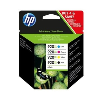 HP 920XL (C2N92AE) 4 Pack product