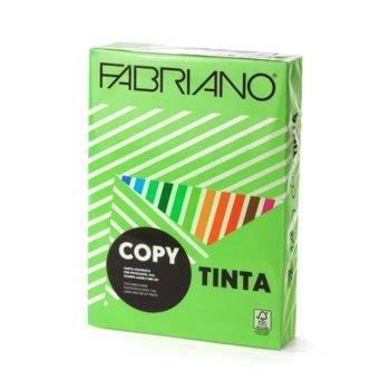 Копирен картон Fabriano, A4, 160 g/m2, тревистозелен, 250 листа image