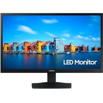 """Монитор Samsung LS22A330NHUXEN, 22"""" (55.88 cm) VA панел, Full HD, 6.5ms, 3000:1, 250 cd/m2, HDMI, VGA image"""