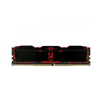 Памет 16GB DDR4, 2666MHz, Goodram IR-X2666D464L16/16G, 1.35V image