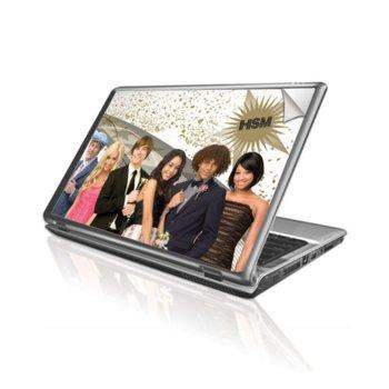 "Декорация /скин/ ""Disney High School Musical"" за лаптопи до 15"" (38.1 cm) image"