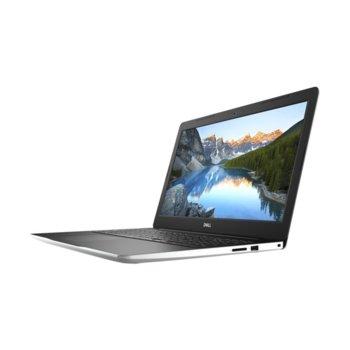 "Лаптоп Dell Inspiron 3584 (5397184273487)(бял), двуядрен Kaby Lake Intel Core i3-7020U 2.3 GHz, 15.6"" (39.62 cm) Full HD Anti-Glare Display & Radeon 520 2GB, (HDMI), 4GB DDR4, 1TB HDD, 2x USB 3.1, Linux, 2.05 kg image"