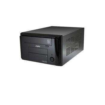 Кутия Spire POWERCUBE 210, miniITX, 2x USB 2.0, без захранване image