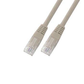 Пач кабел EFB-Elektronik K8456.20, UTP, Cat.5e, 20м, сив image