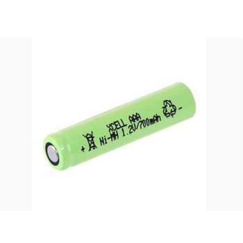 Акумулаторна батерия XCell AAA700-H FT, AAA, 1.2V, 700mAh, NiMH, 1 бр. image