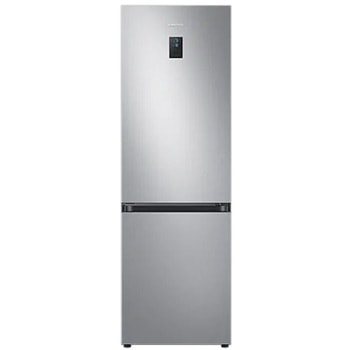 Хладилник с фризер Samsung RB34T670ESA/EF, клас E, 355 л. общ обем, свободностоящ, 256 kWh/годишно, SpaceMax Technology, All-Around Cooling, No frost, инокс image