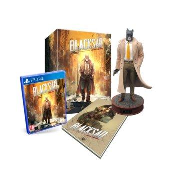 Игра за конзола Blacksad: Under the Skin Collectors Edition, за PS4 image