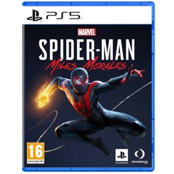 Игра за конзола Marvel's Spider-Man: Miles Morales, за PS5 image