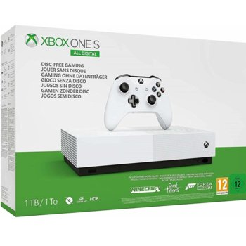 Microsoft Xbox One S 1TB All Digital product