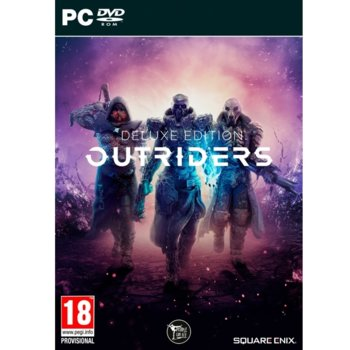 Игра Outriders - Deluxe Edition, за PC image