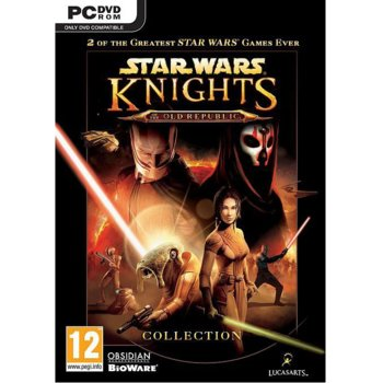 Star Wars Knights Of The Old Republic Collection product
