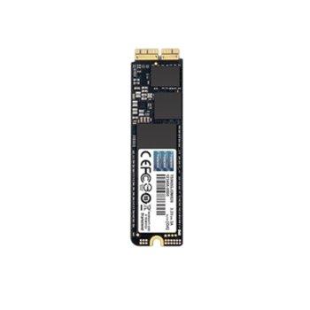 Памет SSD 960GB, Transcend JetDrive 820, AHCI PCIe Gen3 x2, M.2 (2280), скорост на четене 950 MB/s, скорост на запис 950 MB/s image