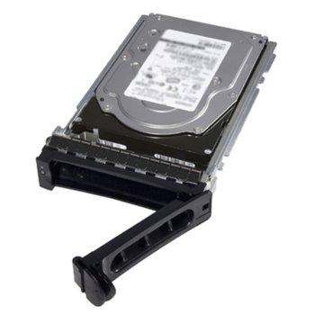 "Твърд диск 1.8TB Dell 400-ATJR, SAS 12Gb/s, 10 000 rpm, 2.5""(6.35cm) image"