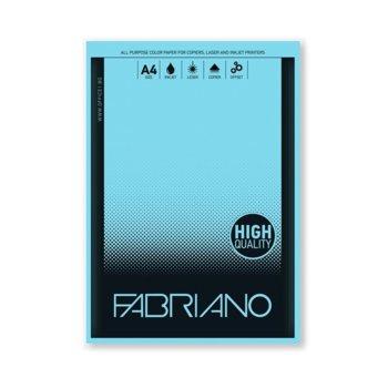 Копирна хартия Fabriano Copy Tinta, A4, 80 g/m2, синя, 50 листа image