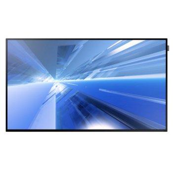 "Публичен дисплей Samsung LH32DMEPLGC/EN 32""(80 cm) Full HD D-LED BLU, HDMI, D-Sub, DVI-D image"