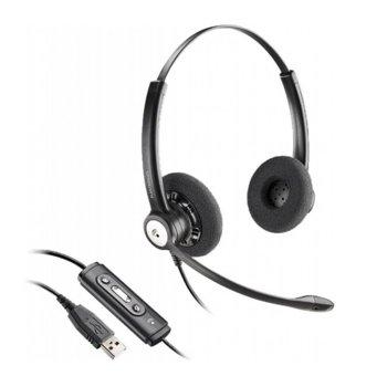 Слушалки Plantronics Blackwire C620, шумоизолиращ микрофон, DSP, USB image