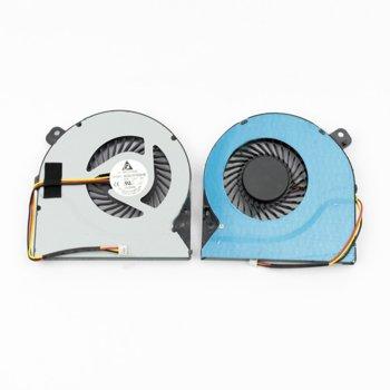 Вентилатор за лаптоп, съвместим с Asus K550 K550D K550DP X750DP image