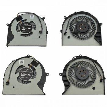 Вентилатор за Asus FZ63VM, FX63V, FX63VM7700, FX503VM, ROG Strix GL703, GL703VD, 4pin, 12V - 0.4A image