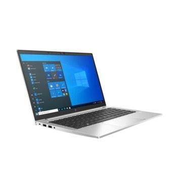 "Лаптоп HP EliteBook 830 G8 (336D0EA)(сребрист), четириядрен Tiger Lake Intel Core i7-1165G7 2.8/4.7 GHz, 13.3"" (33.78 cm) Full HD Anti-Glare Display, (HDMI), 16GB DDR4, 512GB SSD, 2x Thunderbolt 4, Windows 10 Pro image"