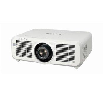 Проектор Panasonic PT-MW530LEJ, 3LCD, WXGA (1280×800), 3 000 000:1, 5500 lm, HDMI, VGA, RJ-45, USB, бял image