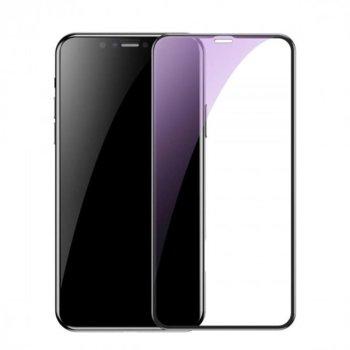 Протектор от закалено стъкло /Tempered Glass/ Baseus за Apple iPhone 11 image